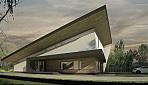Proiect casa cu mansarda Tunari