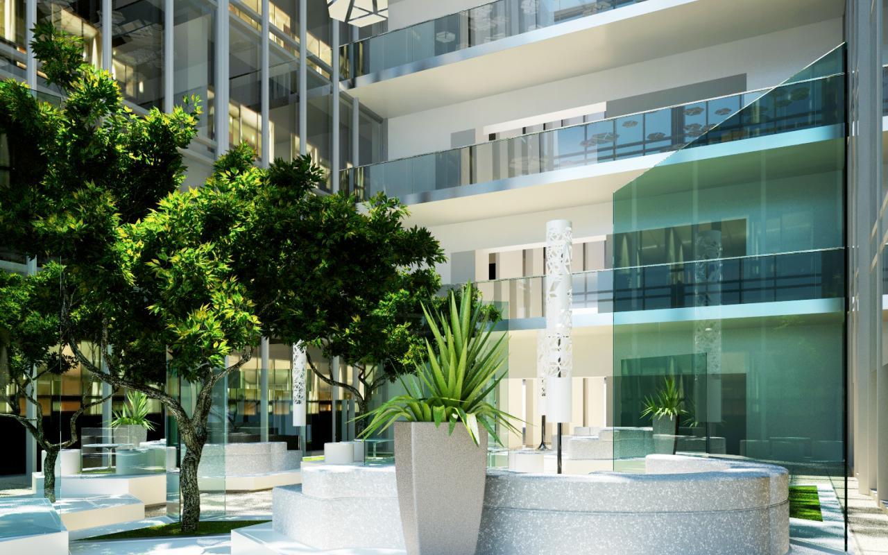 atrium design ideas modern home design and decorating ideas