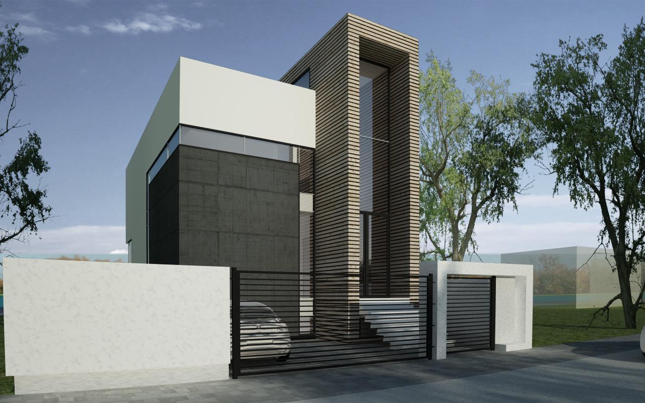 Proiecte de case moderne cub architecture - Casa cub moderne ...