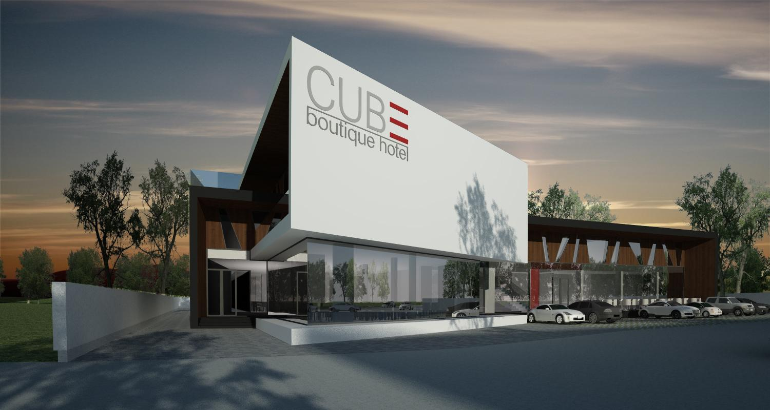 Hotel restaurant boutique in mioveni project from cub for Design hotels ag