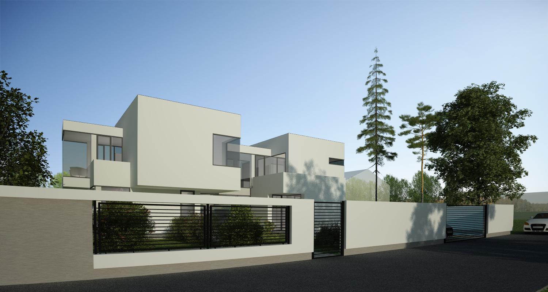 Proiect locuinta moderna concept design casa moderna si Architecture si
