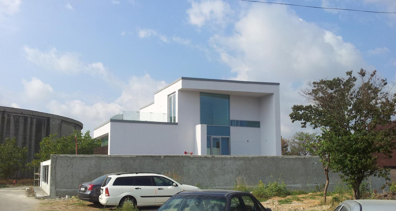 Locuinte moderne | Lucrare finalizata casa moderna cod SAI Fin Constanta