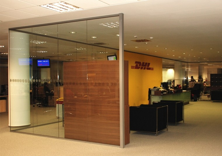 Office Planning DHL Romania