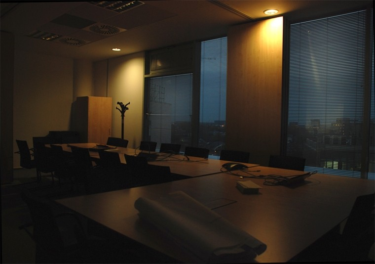 Office Planning for DHL Romania - CUB Architecture portfolio