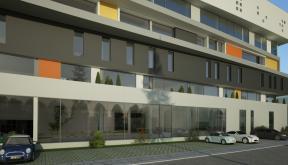 Proiect Imobil Birouri in Zona Destructurata, Bucuresti Sector 2 | Concept Design proiect imobil de birouri in zona destructurata cod OFOL in Bucuresti, S2 | Proiect din portofoliul CUB Architecture