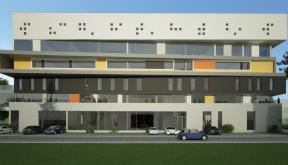 Proiect Imobil Birouri modern, Bucuresti Sector 2i | Concept Design proiect imobil de birouri in zona destructurata cod OFOL in Bucuresti | Proiect din portofoliul CUB Architecture