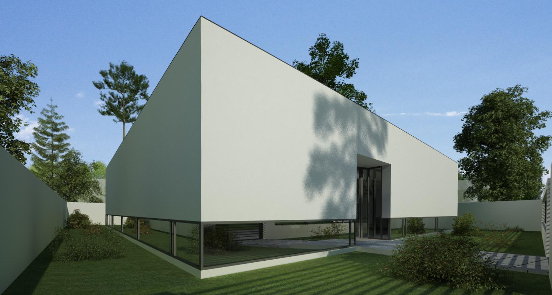 Proiect Locuinta Parter in Corbeanca | Concept Design casa parter cod TER, Corbeanca, If | Proiect din portofoliul CUB Architecture