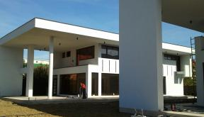 Ansamblu Locuinte Moderne finalizate in Pitesti, Ag | Lucrare finalizata case moderne cod LPP Fin Pitesti, AG | proiect din portofoliul CUB Architecture