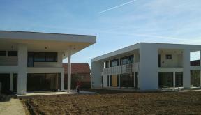 Ansamblu Locuinte Moderne finalizate in Pitesti, Arges | Lucrare finalizata case moderne cod LPP Fin Pitesti, AG | proiect din portofoliul CUB Architecture