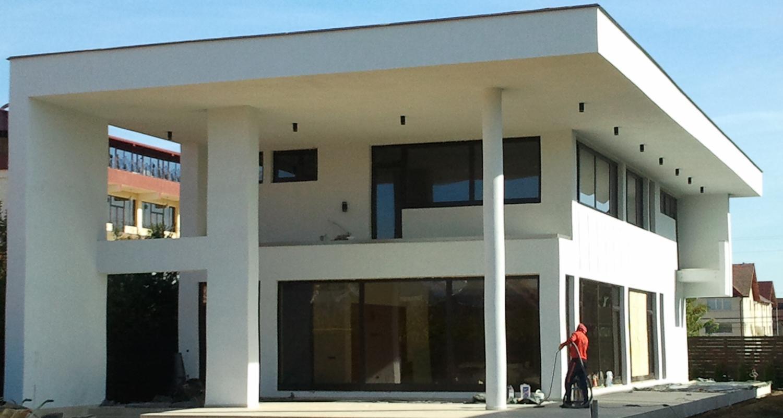Ansamblu Locuinte Moderne finalizate in Pitesti, Ag | Lucrare finalizata case cod LPP Fin Pitesti, AG | proiect din portofoliul CUB Architecture