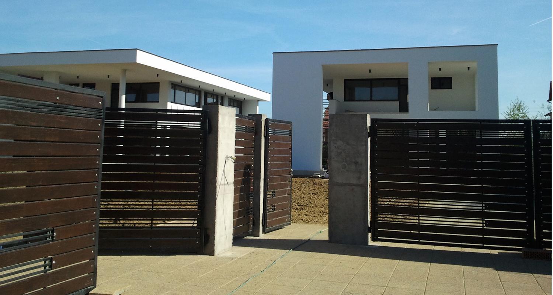 Ansamblu Locuinte Moderne finalizate in Pitesti, Arges | Lucrare finalizata case moderne cod LPP Fin Pitesti, Arges | proiect din portofoliul CUB Architecture