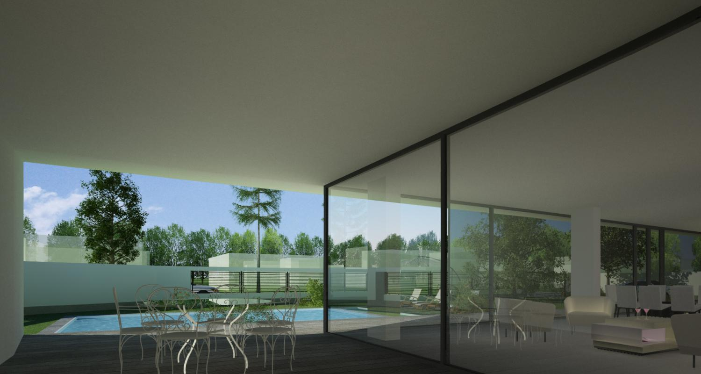 Locuinta Unifamiliala Moderna in Corbeanca, If | Concept Design casa moderna parter si etaj cod PMC in Corbeanca, If | Proiect din portofoliul CUB Architecture