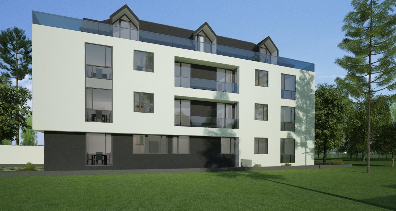 Proiect Imobil Rezidential Neatarnarii, Bucuresti, S 1 | Concept design Finalizat bloc de locuinte modern cu 8 de apartamente cod RELN in Bucuresti, S1 | Proiect din portofoliul CUB Architecture