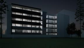 Proiect Imobil Rezidential cu 25 Apartamente Bucuresti. S 3 | Concept Design bloc de locuinte cu 25 apartamente cod BMVD in Bucuresti, S 3 | Proiect din portofoliul CUB Architecture