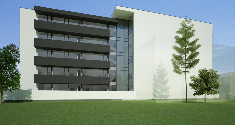 Proiect Imobil Rezidential Modern cu 25 Apartamente Bucuresti. S 3 | Concept Design bloc de locuinte modern cu 25 apartamente cod BMVD in Bucuresti, S 3 | Proiect din portofoliul CUB Architecture