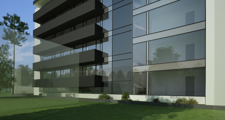 Proiect Imobil Rezidential Modern cu 25 Apartamente Bucuresti. S 3 | Concept Design bloc de locuinte modern cu 25 apartamente cod BMVD in Bucuresti, Sector 3 | Proiect din portofoliul CUB Architecture