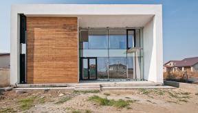 Locuinte moderne | Lucrare finalizata casa moderna cod GCG-Fin Galati, GL, zona Metro | portofoliul CUB Architecture