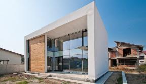 Locuinte moderne | Lucrare finalizata casa moderna cod GCG Fin Galati, GL, zona Metro | portofoliul CUB Architecture