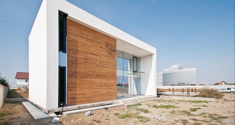 Locuinte moderne | Lucrare in curs de finalizare casa moderna cod GCG-Fin Galati, GL, zona Metro | portofoliul CUB Architecture