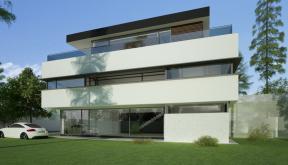Locuinta Unifamiliala Minimalista in Bucuresti, Sectorul 5 | Concept Design finalizat locuinta unifamiliala moderna minimalista, parter si doua etaje cod NGG in Bucuresti, S 5 | Proiect din portofoliul CUB Architecture