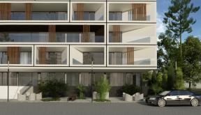 Ansamblu rezidential CVR zona cartier Berceni, Bucuresti, Sector 4 | Concept Design Finalizat bloc de locuinte modern cu apartamente - demisol parter si 6 etaje cod BICB in Bucuresti, Sector 4 | Proiect din portofoliul CUB Architecture