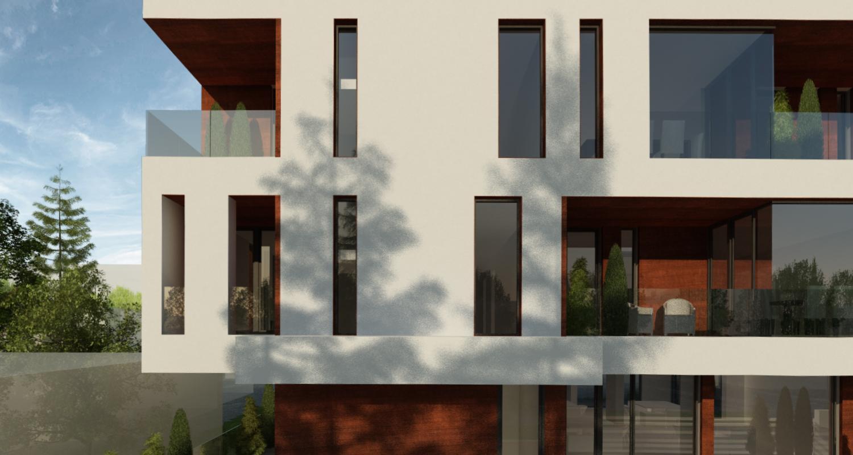 Proiect Imobil Rezidential cu 10 apartamente si office boutique la parter, Galati | Concept Design Imobil Rezidential cu 10 apartamente cod R222, Galati | proiect din portofoliul CUB Architecture