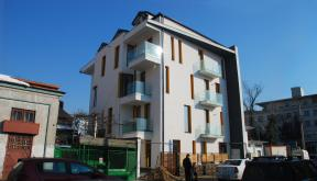 Imobil de apartamente finalizat pe str Leonida Varnali, Bucuresti S1 | Lucrare finalizata Imobil de apartamente cod VARN Fin, Bucuresti Sector 1 | portofoliul CUB Architecture