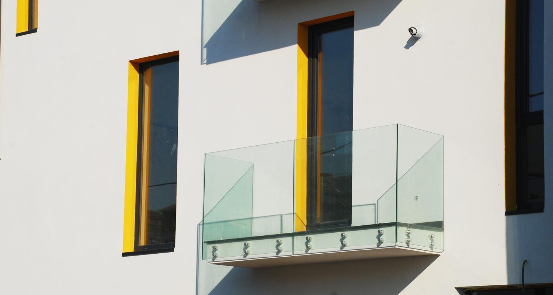 Imobil de apartamente finalizat pe str Leonida Varnali, Bucuresti S1 | Lucrare finalizata Imobil de apartamente  cod VARN Fin, Bucuresti S1 | portofoliul CUB Architecture
