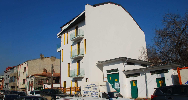 Imobil de apartamente finalizat pe strada Leonida Varnali, Bucuresti Sector 1 | Lucrare finalizata Imobil de apartamente cod VARN Fin, Bucuresti Sector 1 | portofoliul CUB Architecture
