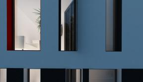 Proiect Insertie Imobil Hostel in tesut urban destructurat, Bucuresti, Sector 3 | Concept Design finalizat pentru Imobil tip Hostel in Bucuresti, Sector 2, cod HOST | Proiect dn portofoliul CUB Architecture