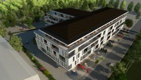 Imobil Rezidential cu 120 apartamente Mogosoaia, IF | Concept Design Imobil Rezidential cu 120 apartamente cod MOGO, Mogosoaia, IF | proiect din portofoliul CUB Architecture