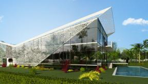 Mesh House Fortis - Locuinta in LA, California - proiect din portofoliul CUB Architecture1.jpg