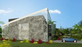 Mesh House Fortis - Locuinta in LA, California - proiect din portofoliul CUB Architecture3.jpg