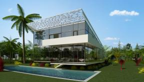 Mesh House Fortis - Locuinta in LA, California - proiect din portofoliul CUB Architecture5.jpg