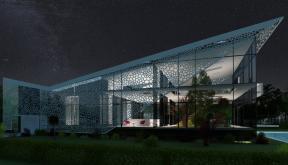 Mesh House Fortis - Locuinta in LA, California - proiect din portofoliul CUB Architecture6.jpg