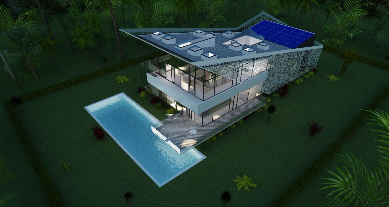 Mesh House Fortis - Locuinta in LA, California - proiect din portofoliul CUB Architecture7.jpg