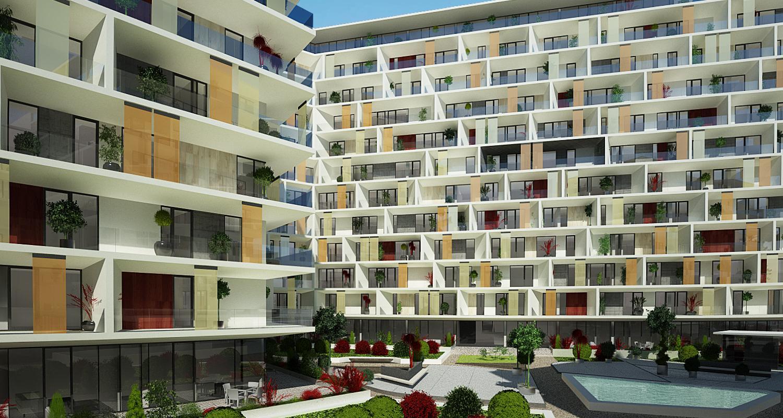 Ansamblu de doua imobile cu functiune de Apart Hotel, Sky Bar / Sali Evenimente, Comercial, Rezidential10.jpg