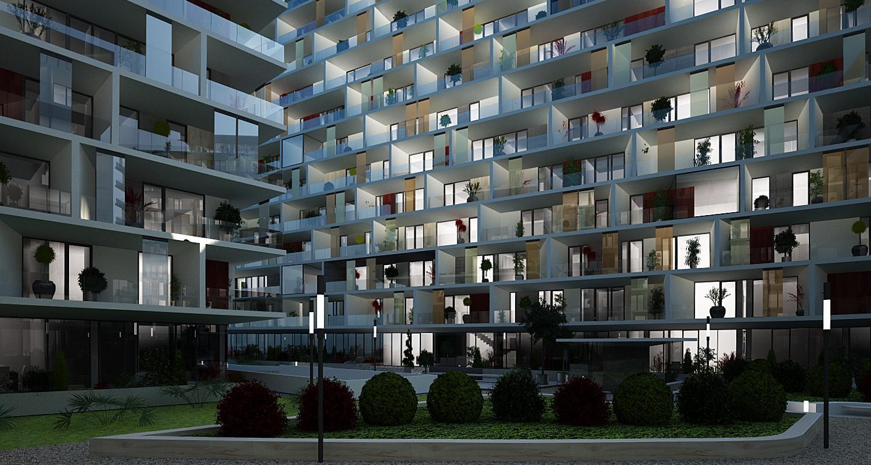 Ansamblu de doua imobile cu functiune de Apart Hotel, Sky Bar / Sali Evenimente, Comercial, Rezidential13.jpg