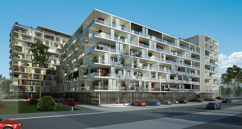 Ansamblu de doua imobile cu functiune de Apart Hotel, Sky Bar / Sali Evenimente, Comercial, Rezidential2.jpg