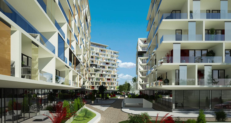 Ansamblu de doua imobile cu functiune de Apart Hotel, Sky Bar / Sali Evenimente, Comercial, Rezidential3.jpg
