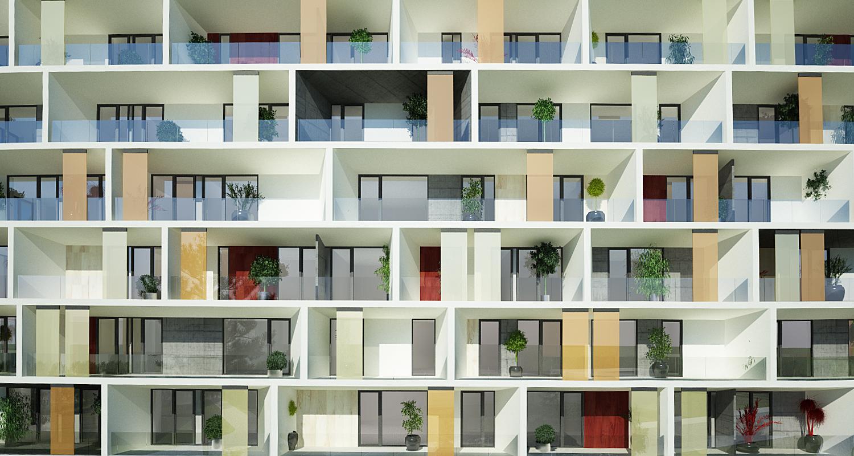 Ansamblu de doua imobile cu functiune de Apart Hotel, Sky Bar / Sali Evenimente, Comercial, Rezidential6.jpg
