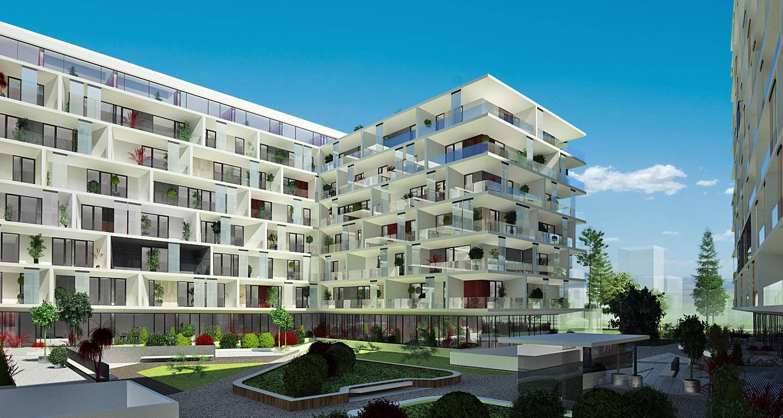Ansamblu de doua imobile cu functiune de Apart Hotel, Sky Bar / Sali Evenimente, Comercial, Rezidential8.jpg