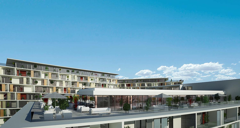 Ansamblu de doua imobile cu functiune de Apart Hotel, Sky Bar / Sali Evenimente, Comercial, Rezidential9.jpg