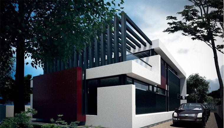 Casa Moderna cod BMM in Mogosoaia Ilfov