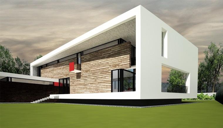 Casa Moderne. Top Casa Moderne With Casa Moderne. Beautiful Proiect ...