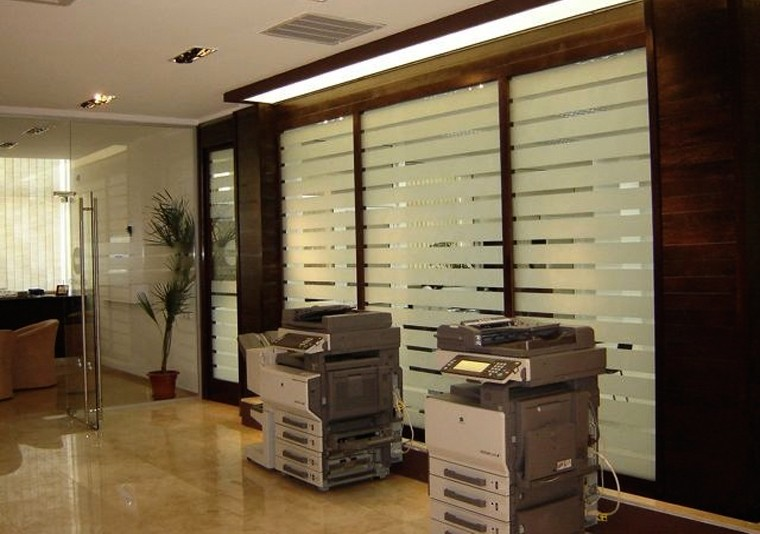 Showroom Konica Minolta Romania