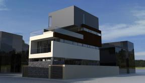 Proiect Locuinta Moderna cu parter si 3 etaje Bucuresti