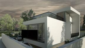 Proiect Locuinta Moderna pe malul Lacului Siutghiol cod SAI in Constanta
