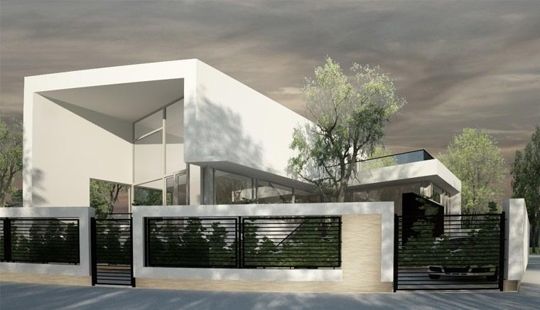 Proiect Locuinta Moderna pe Lacul Siutghiol cod SAI in Constanta