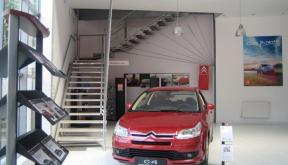Amenajare Showroom Citroen